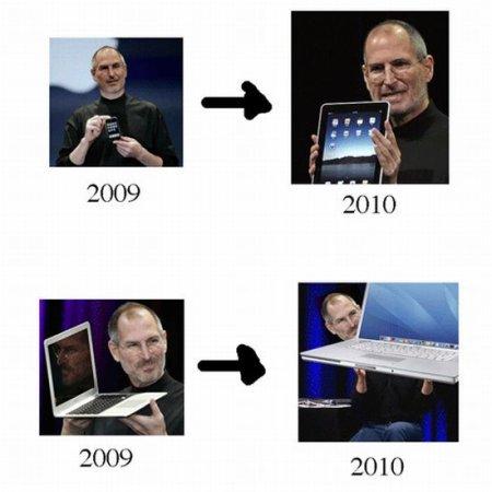 Приколы с iPad
