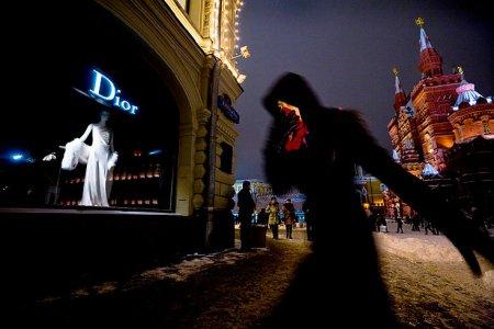 Ночная Москва глазами немца