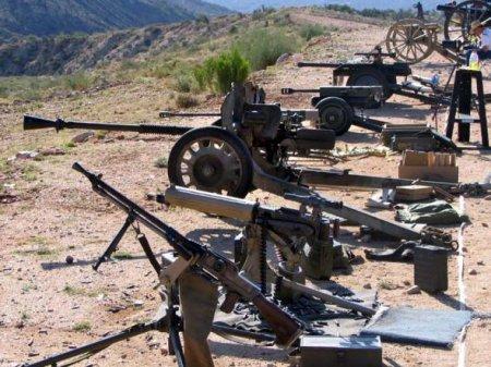 Big Sandy Shoot: праздник стрельбы