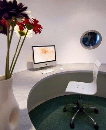 Archipod - очередной мобильный офис
