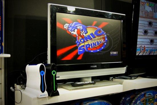 SEGA выпускает новую игровую консоль