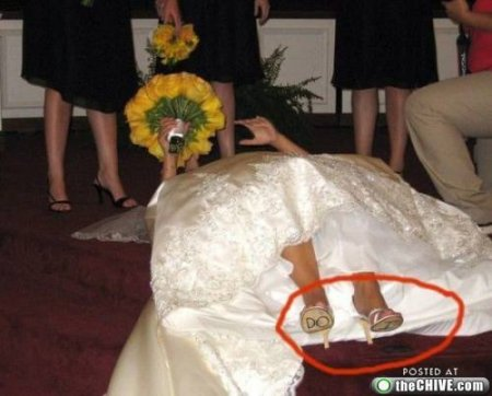 Свадебные приколы