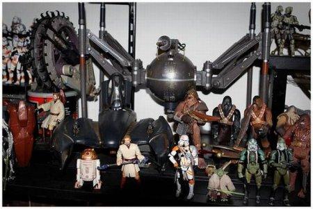 Коллекция для фанатов Star Wars