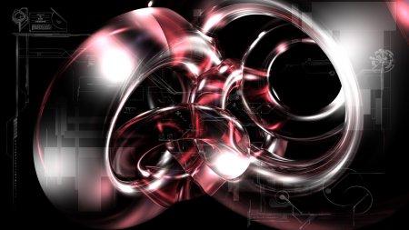 Абстрактные картинки HD №1