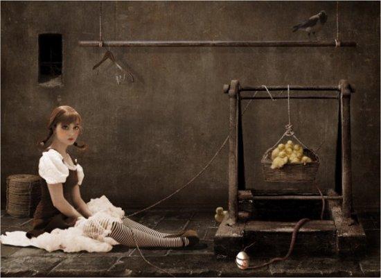 Работы фотохудожницы Kulik Larissa
