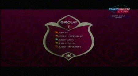 Жеребьевка Евро-2012