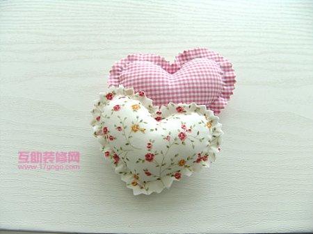 Хэнд-мейд сердечки ко Дню Св. Валентина