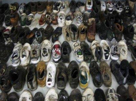 Обувной вор