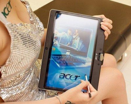 Acer выпустит свой планшет в этом году