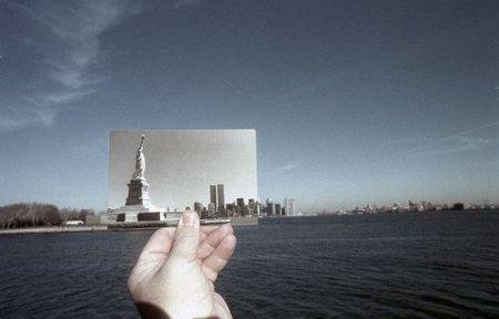 Интересный фото-креатив