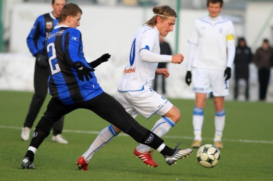 Lech Poznan готовится ко второму кругу Ekstraklasy