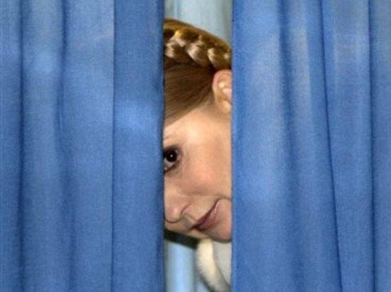 Тимошенко приготовилась оспаривать результаты выборов