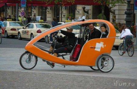 Такси со всего мира
