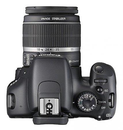 Canon EOS 550D - бюджетная 18 мегапиксельная зеркалка