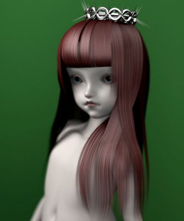 Marion's digital dolls (Japan)