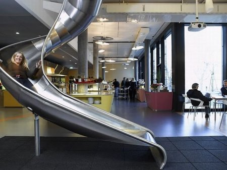 Офис Гугла в Гомеле