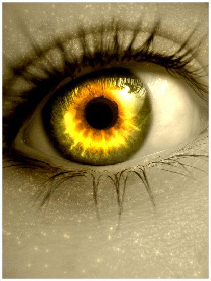 Глаза