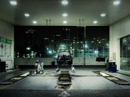 Star Wars в Дубаи