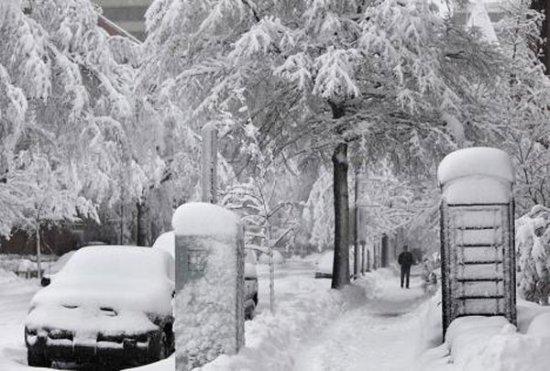 ООН закрыла штаб-квартиру в Нью-Йорке из-за сильных снегопадов