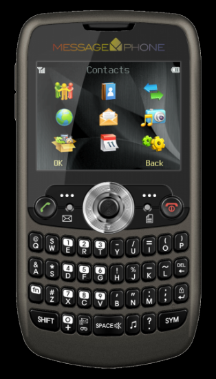 Synchronica MessagePhone - ����� ��������� QWERTY ��������