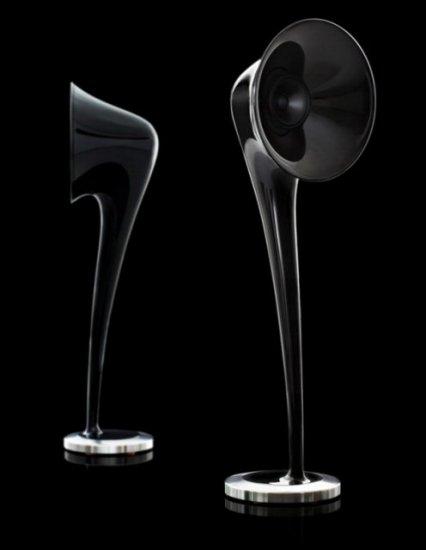 Колонки Gramophone от Aesthesis за $85,000