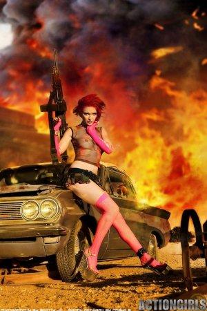 Боевые девушки