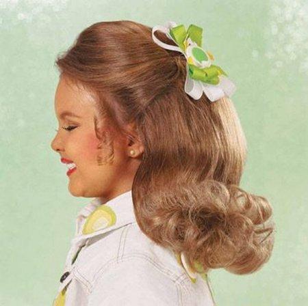 Конкурс красоты для детей - ужас?