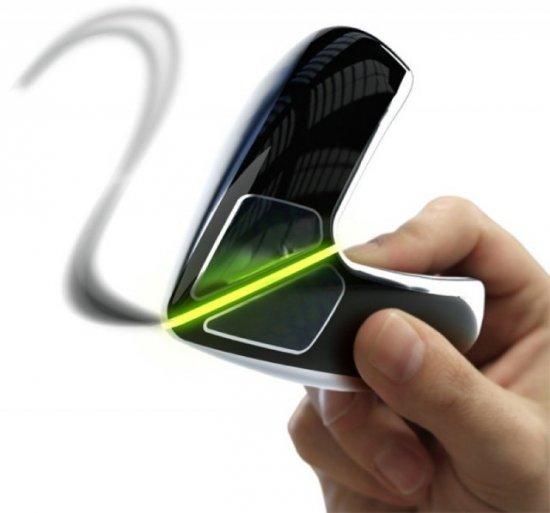 eVouse - концепт сенсорной мыши