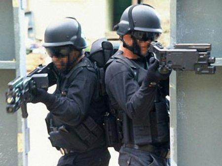 Милицейский спецназ будет стрелять из-за угла