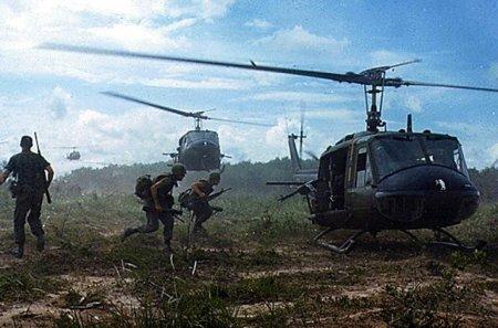 Война во Вьетнаме в фотографиях