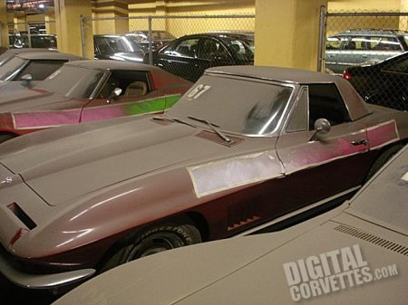 Брошенные автомобили