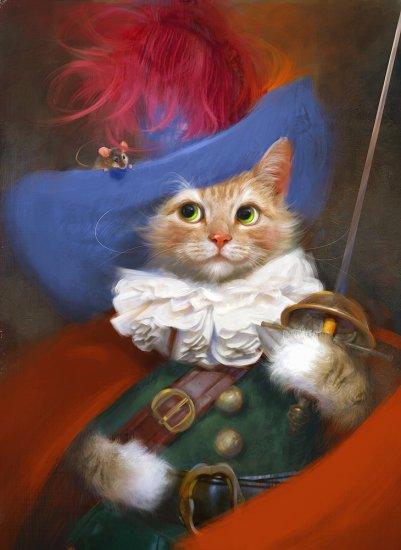 Картинки с кошками