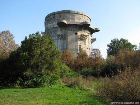 Ушастые замки Третьего Рейха