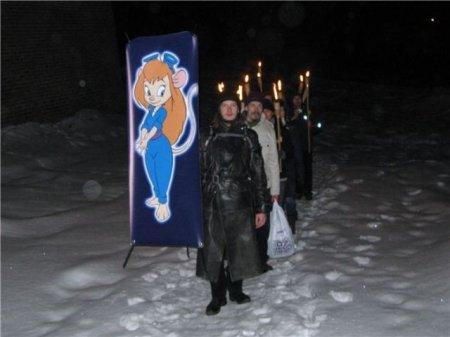 Российский фан-клуб Гаечки