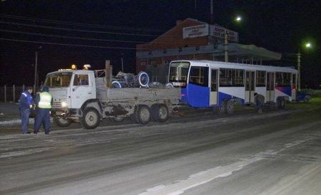 Перевозка трамвая