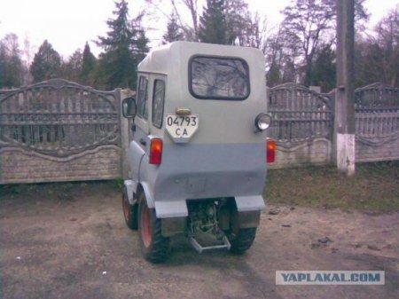 Уникальнейший автомобиль из Сум!