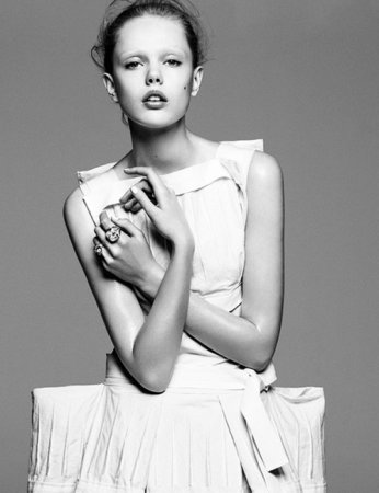 Vogue Germany - Frida Gustavsson