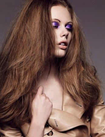 Vogue Germany - Frida Gustavsson