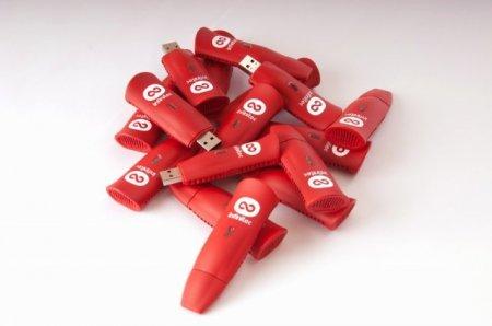 """Infinitec - """"безлимитная"""" USB флэшка"""