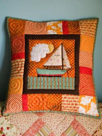 Декоративные подушки: идеи для творчества