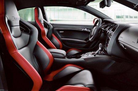 Появились первые фотографии самой мощной Audi A5
