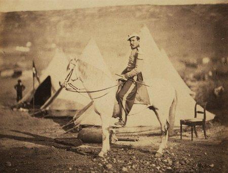 Легионеры из Алжирской пустыни