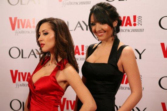 Viva! Самые красивые люди Украины 2010