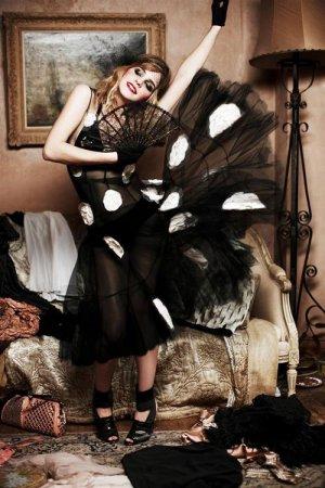 Эмма Уотсон в Vs. magazine