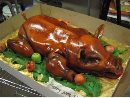 Еда или торты?