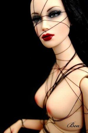 Необычные куклы Beatrice Morabito