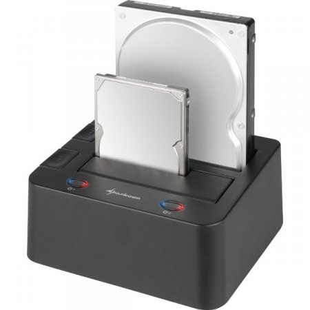 SATA QuickPort Duo USB3.0 - ���-������� ��� ������� ������