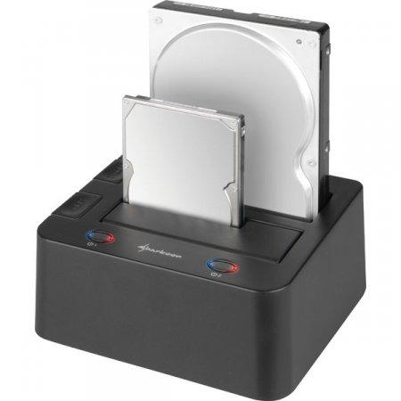 SATA QuickPort Duo USB3.0 - док-станция для жестких дисков