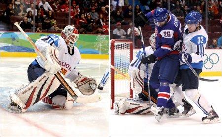 Хоккей. Финляндия вырвала у Словакии олимпийскую бронзу
