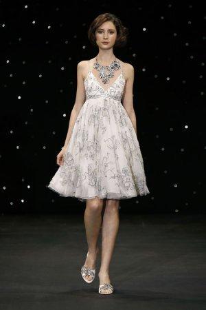 Коллекция свадебных нарядов от Дженни Пэкхэм'2010